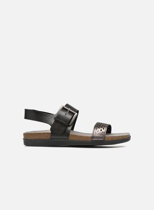 Sandales et nu-pieds Rockport Romilly Buckled Noir vue derrière