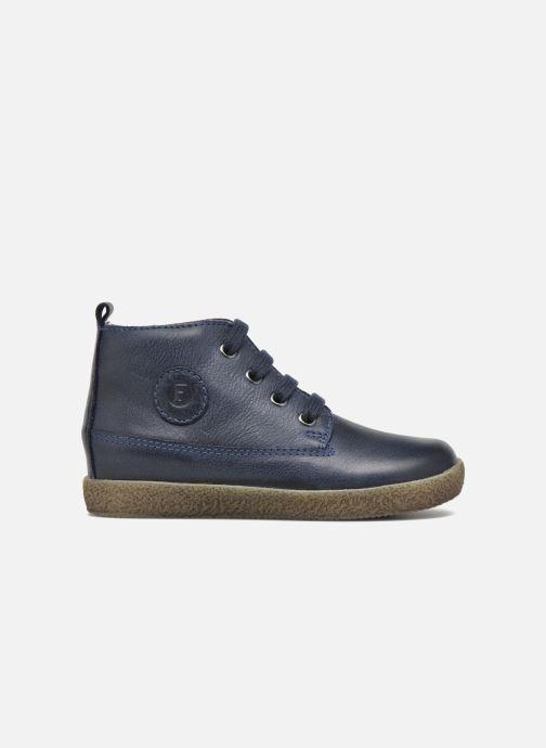 Chaussures à lacets Naturino Falcotto 1196 Bleu vue derrière