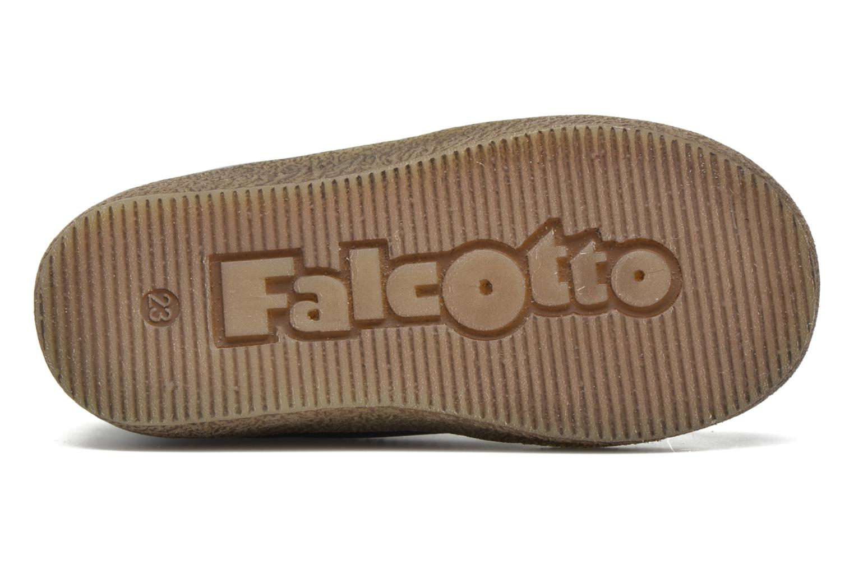 Zapatos con cordones Naturino Falcotto 1196 Azul vista de arriba