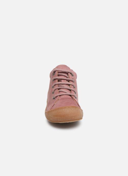 Veterschoenen Naturino Cocoon Warm Roze model