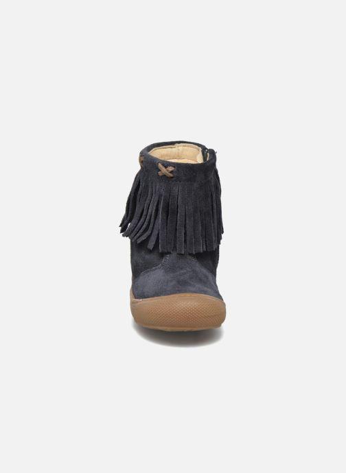 Bottes Naturino Naturino 4155 Bleu vue portées chaussures