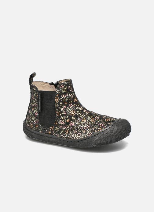 Bottines et boots Naturino Naturino 4153 Vert vue détail/paire