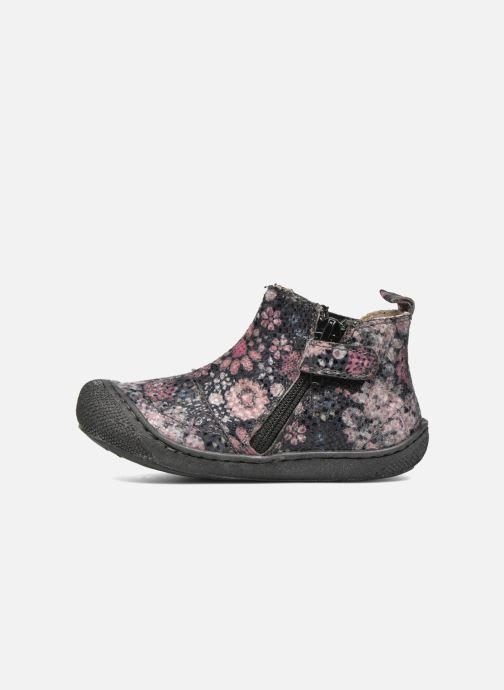 Bottines et boots Naturino Naturino 4153 Gris vue face