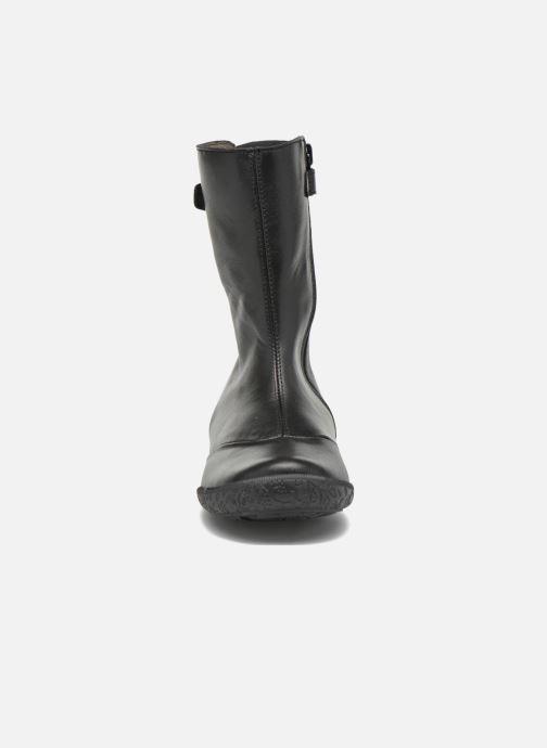 Boots & wellies Naturino Naturino 4948 Black model view