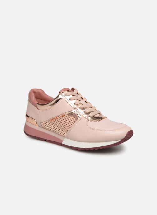 Sneakers Michael Michael Kors Allie Wrap Trainer Roze detail
