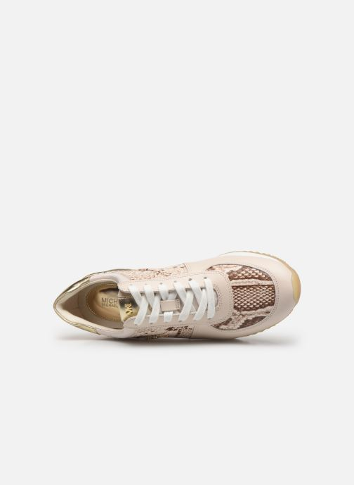 Sneakers Michael Michael Kors Allie Wrap Trainer Multicolor links