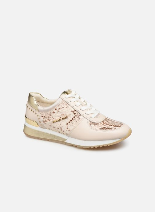 Baskets Michael Michael Kors Allie Wrap Trainer Multicolore vue détail/paire