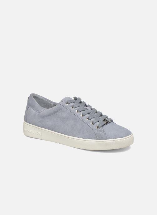 fb342d48f924 Michael Michael Kors Keaton Kiltie Sneaker (Blue) - Trainers chez ...