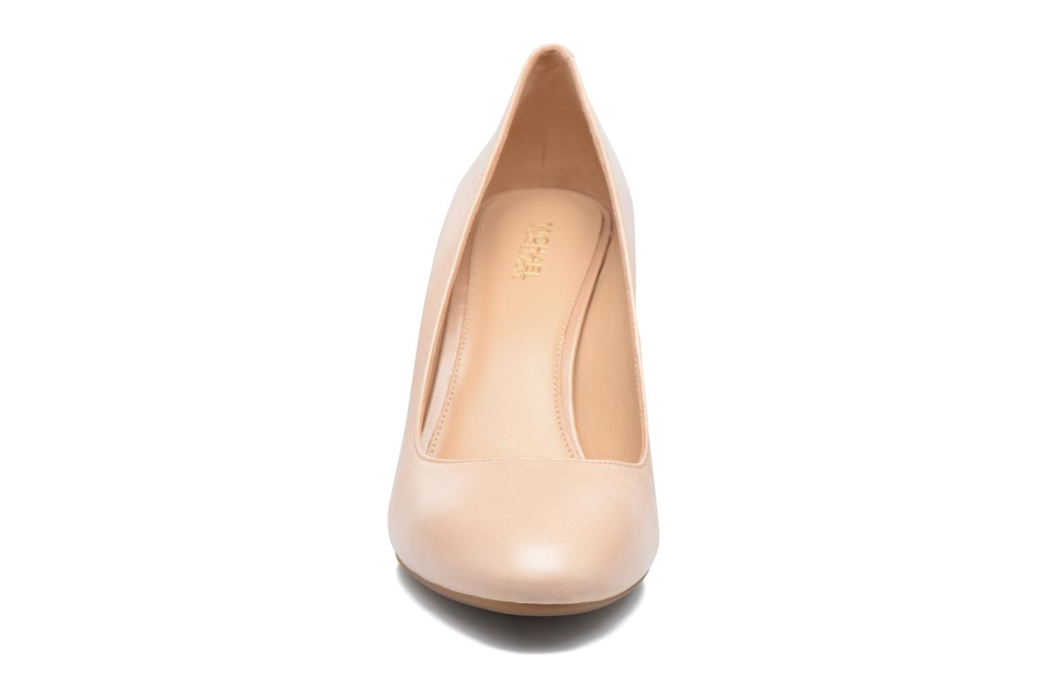 High heels Michael Michael Kors Ashby Flex Pump Beige model view