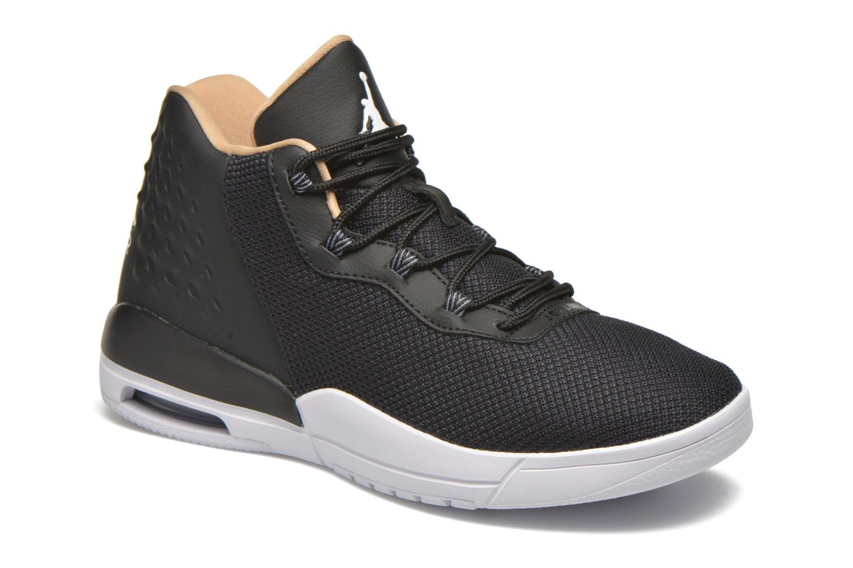 Sneakers Jordan Jordan Academy Bg Sort detaljeret billede af skoene