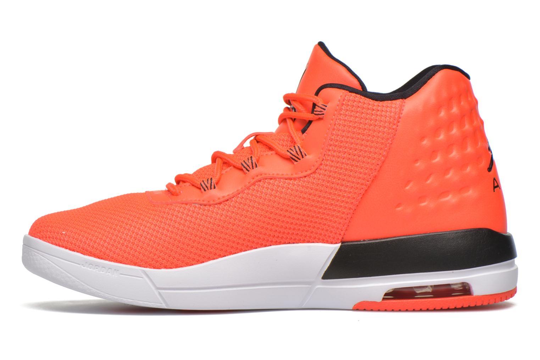 Baskets Jordan Jordan Academy Bg Orange vue face