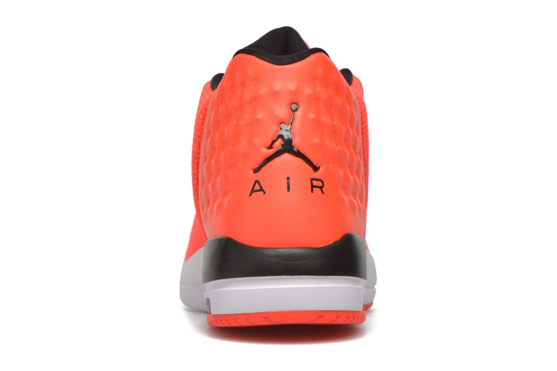 Baskets Jordan Jordan Academy Bg Orange vue droite