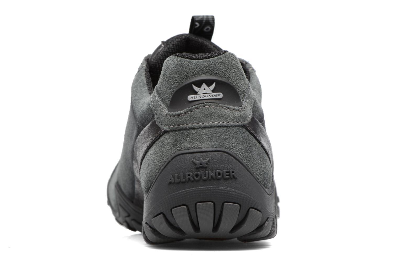 Chaussures de sport ALLROUNDER Funny Gris vue droite