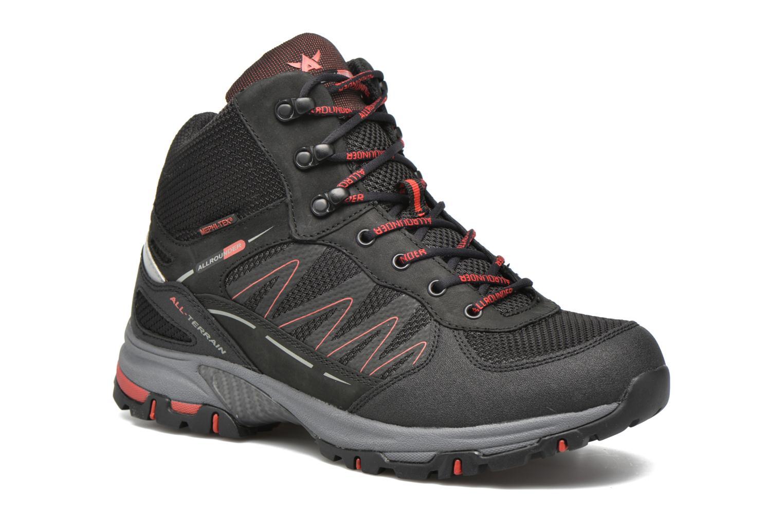Chaussures de sport Allrounder by Mephisto Belamy Tex Noir vue détail/paire