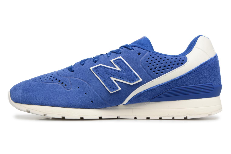Sneaker New Balance MRL996 D blau ansicht von vorne