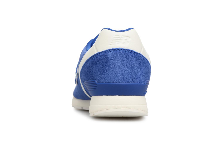 Sneaker New Balance MRL996 D blau ansicht von rechts