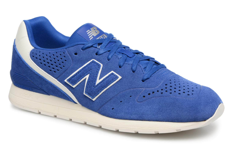 Sneaker New Balance MRL996 D blau detaillierte ansicht/modell