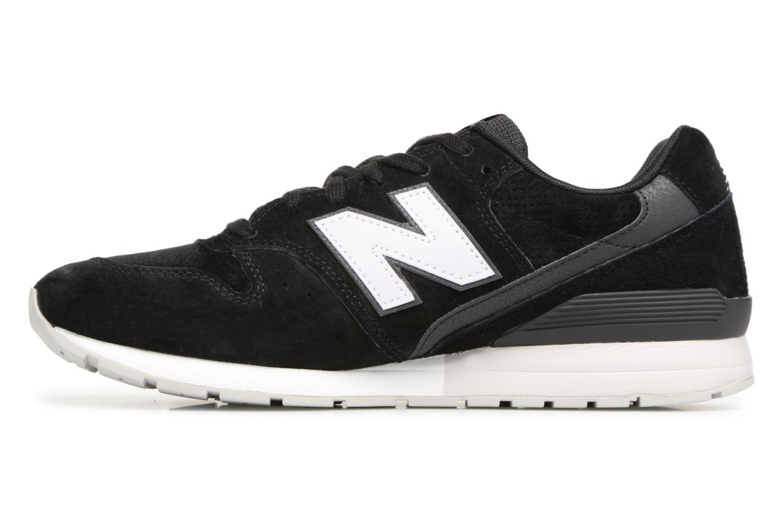 Sneaker New Balance MRL996 D schwarz ansicht von vorne