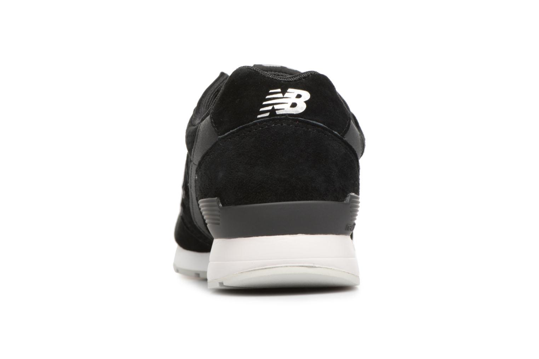 Sneaker New Balance MRL996 D schwarz ansicht von rechts