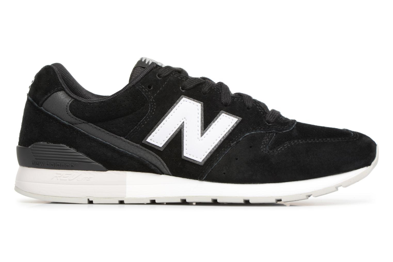 Sneaker New Balance MRL996 D schwarz ansicht von hinten