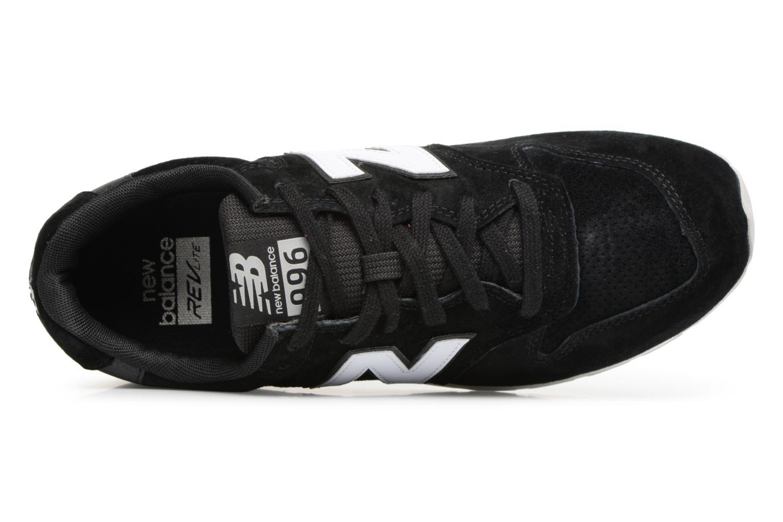 Sneaker New Balance MRL996 D schwarz ansicht von links