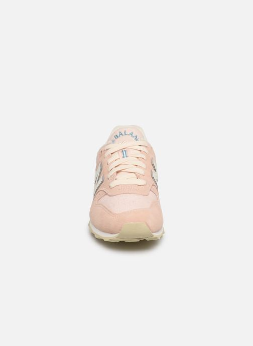 Trainers New Balance WR996 D Pink model view