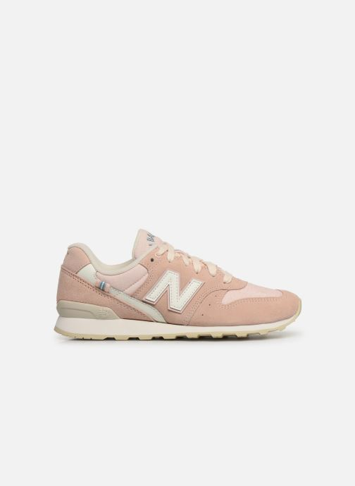 Trainers New Balance WR996 D Pink back view
