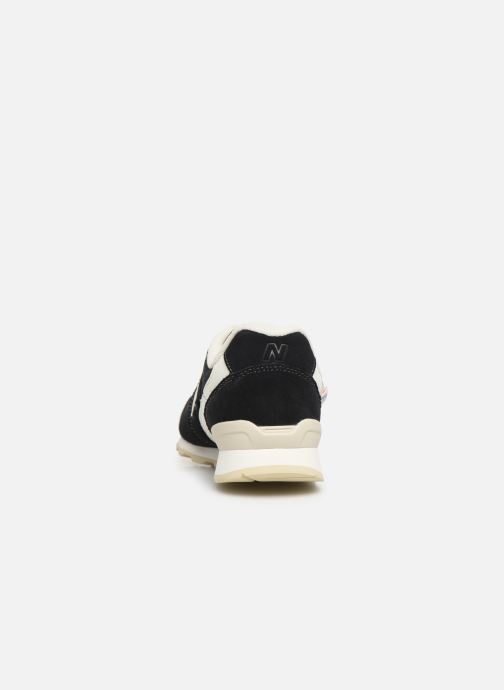 Trainers New Balance WR996 D Black view from the right
