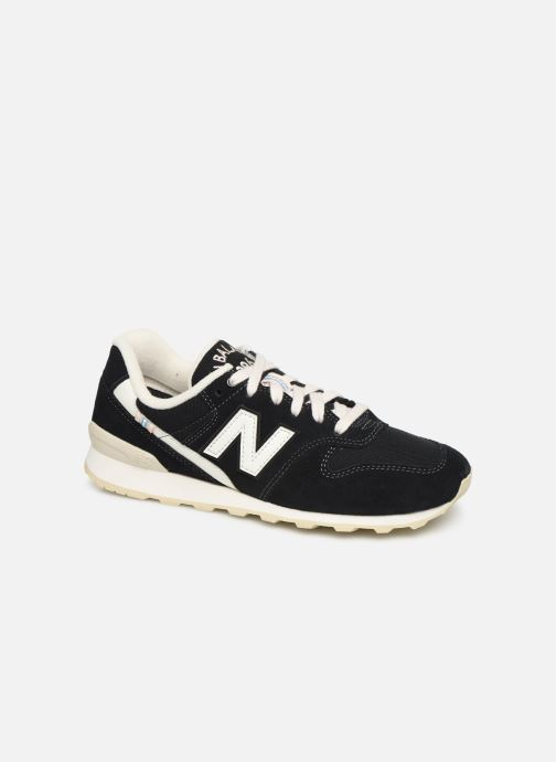 Trainers New Balance WR996 D Black detailed view/ Pair view