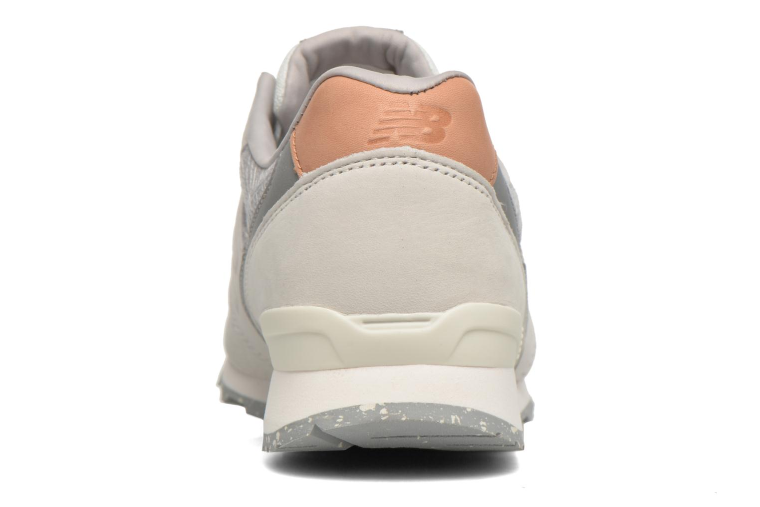 Trainers New Balance WR996 D Beige view from the right