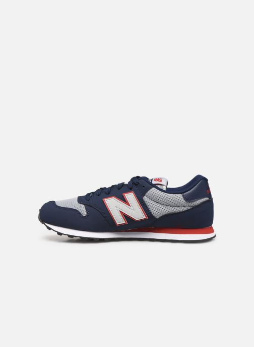 Sneakers New Balance GM500 D Blauw voorkant