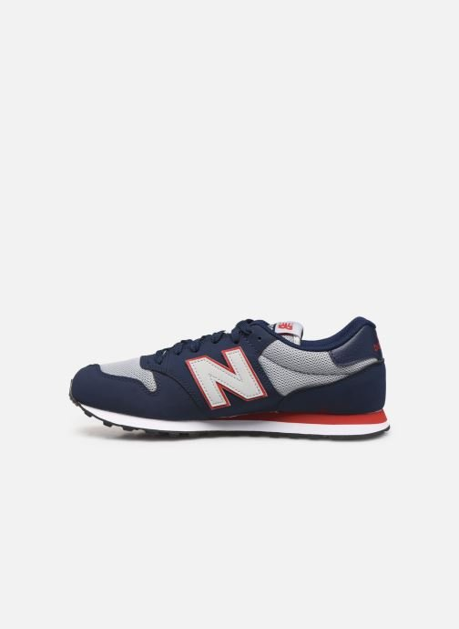 Trainers New Balance GM500 D Blue front view