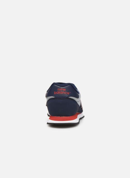 Sneakers New Balance GM500 D Blauw rechts