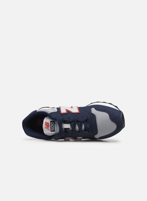 Sneakers New Balance GM500 D Blauw links
