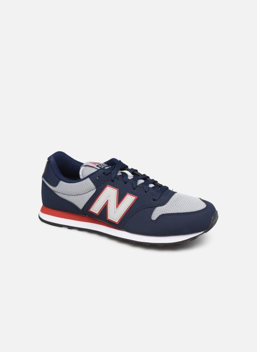 Trainers New Balance GM500 D Blue detailed view/ Pair view