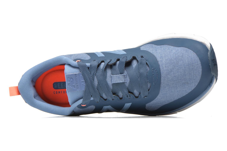 Baskets New Balance WF717 B Bleu vue gauche