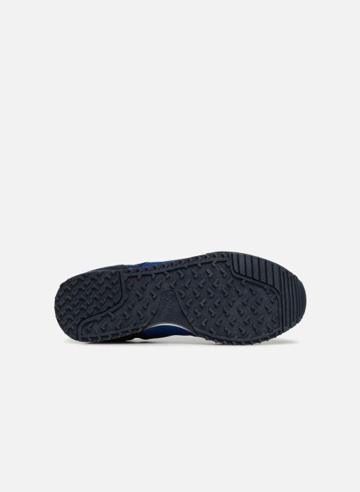 Sneaker Pepe jeans Sydney stars blau ansicht von oben
