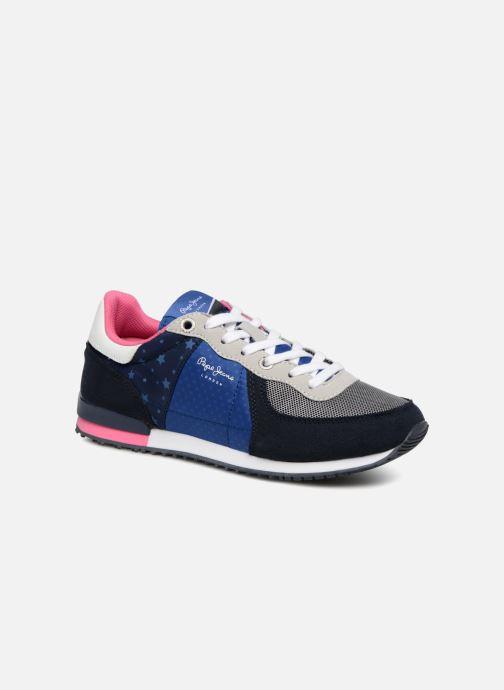 Sneakers Pepe jeans Sydney stars Azzurro vedi dettaglio/paio