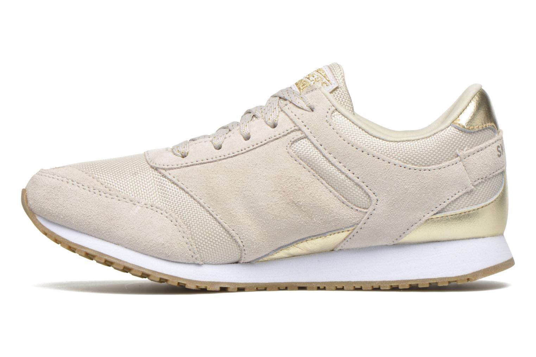 Sneaker Skechers OG 78 - Gold Fever beige ansicht von vorne
