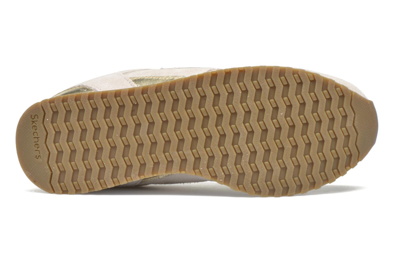 Sneaker Skechers OG 78 - Gold Fever beige ansicht von oben