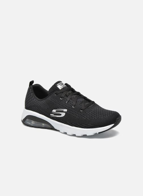 Skechers Skech Air Varsity A (schwarz) Sneaker bei