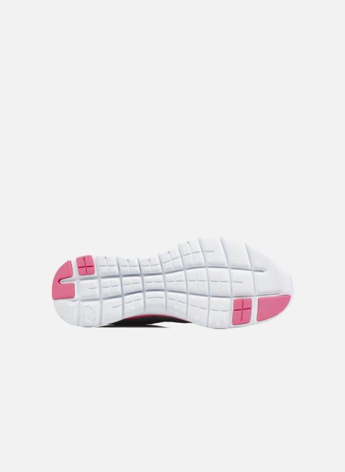 Sneakers Skechers Flex Appeal 2.0 Grijs boven