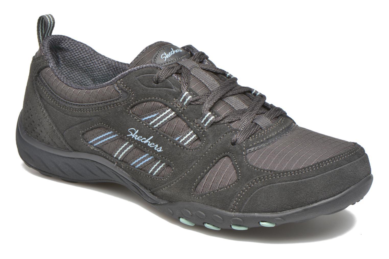 Sneaker Skechers Breathe-Easy - Good grau detaillierte ansicht/modell