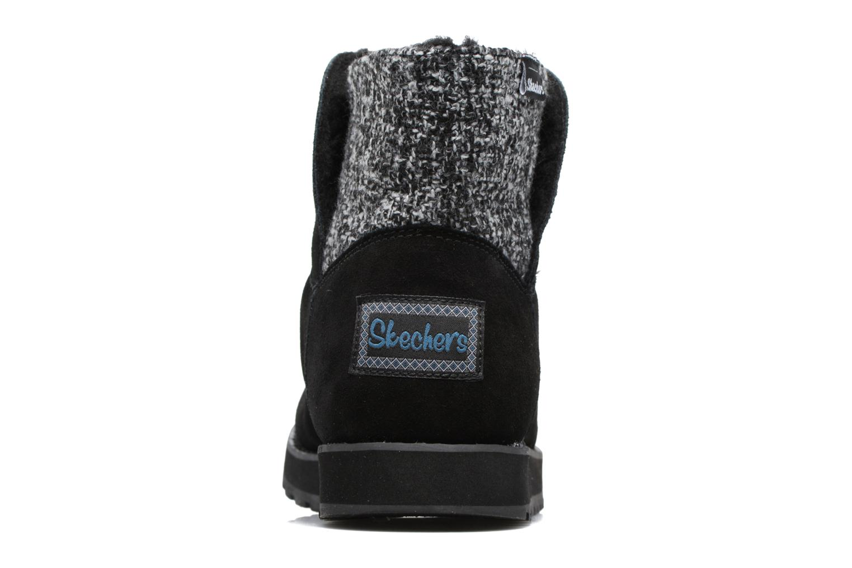 Boots Skechers Keepsakes - Peekaboo Svart Bild från höger sidan