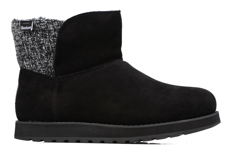 Boots Skechers Keepsakes - Peekaboo Svart bild från baksidan