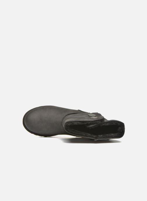 Botas Skechers Keepsakes - Leathere Negro vista lateral izquierda