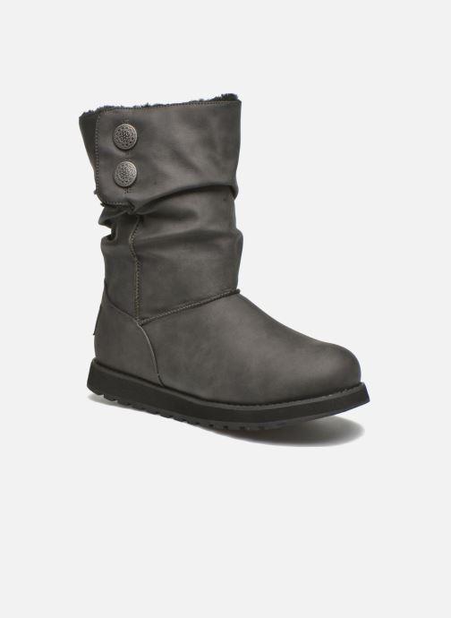 Botas Skechers Keepsakes - Leathere Negro vista de detalle / par