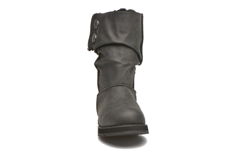 Støvler & gummistøvler Skechers Keepsakes - Leathere Sort se skoene på