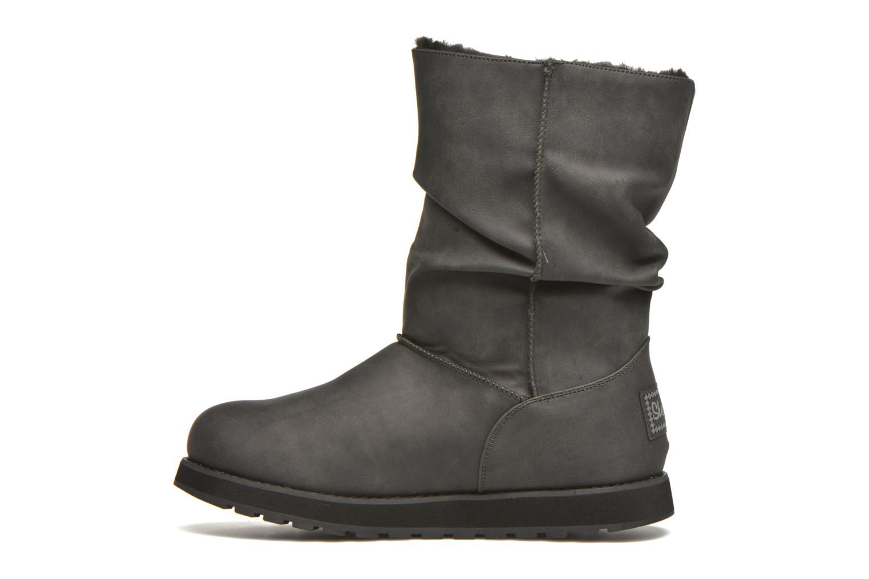 Støvler & gummistøvler Skechers Keepsakes - Leathere Sort se forfra