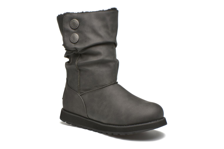 Støvler & gummistøvler Skechers Keepsakes - Leathere Sort detaljeret billede af skoene